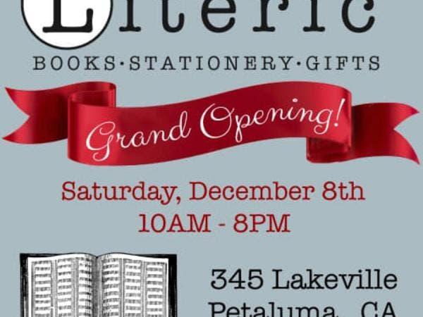 new book store opened in petaluma