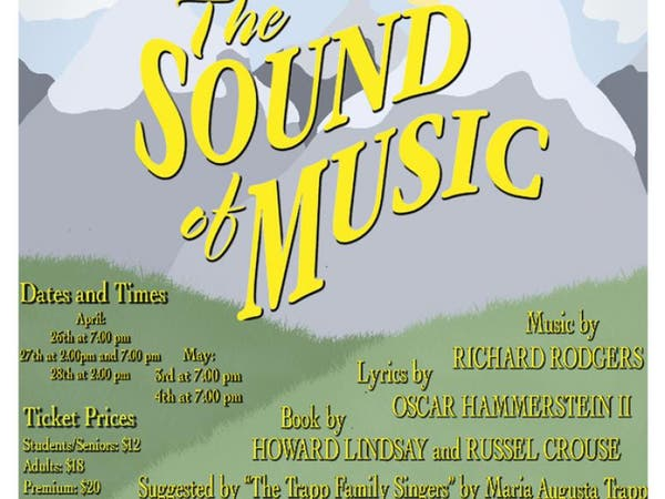 "Herndon High School presents, ""The Sound of Music"""