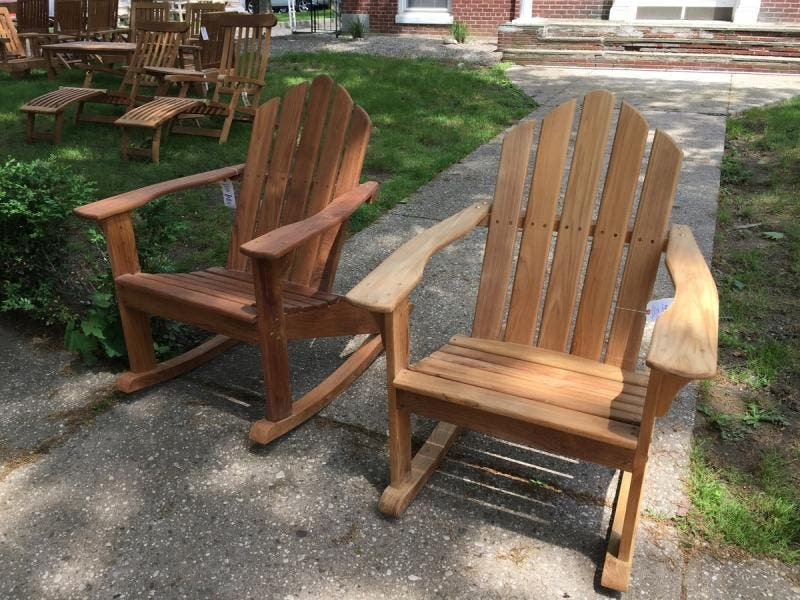 Teak Patio Furniture Clearance By Fairfield Importer