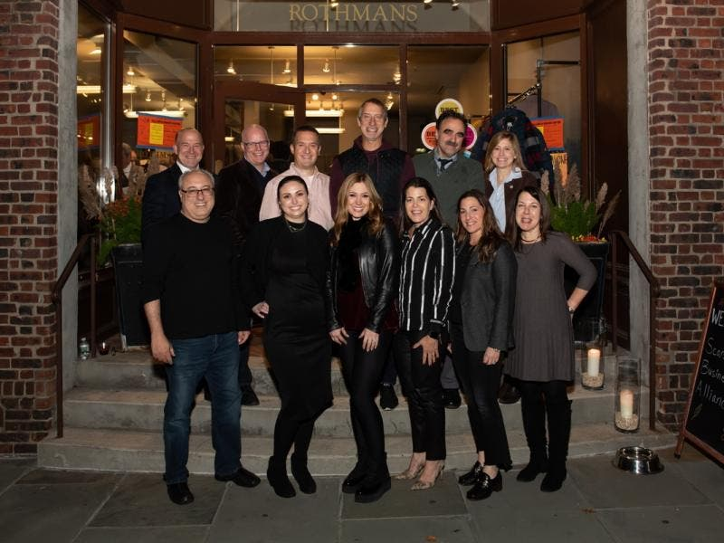 Scarsdale Business Alliance Hosts First Meet and Greet