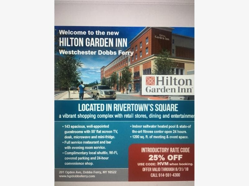 the new hilton garden inn opens 71318 - Hilton Garden Inn West Chester