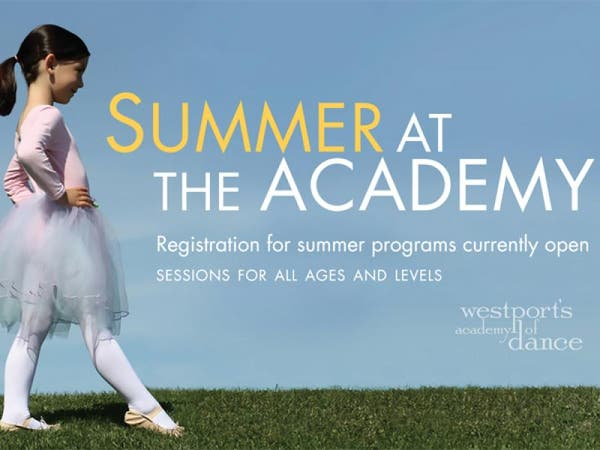 Summer Dance Camps at The Academy! - Westport, CT Patch