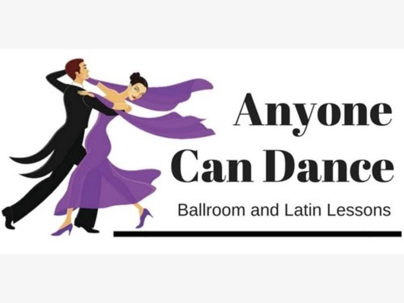 Dance Vision Anyone Can Dance Salsa - YouTube