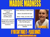 Fundraiser for local Middle Schooler - Maddie O'Farrell - Brookfield
