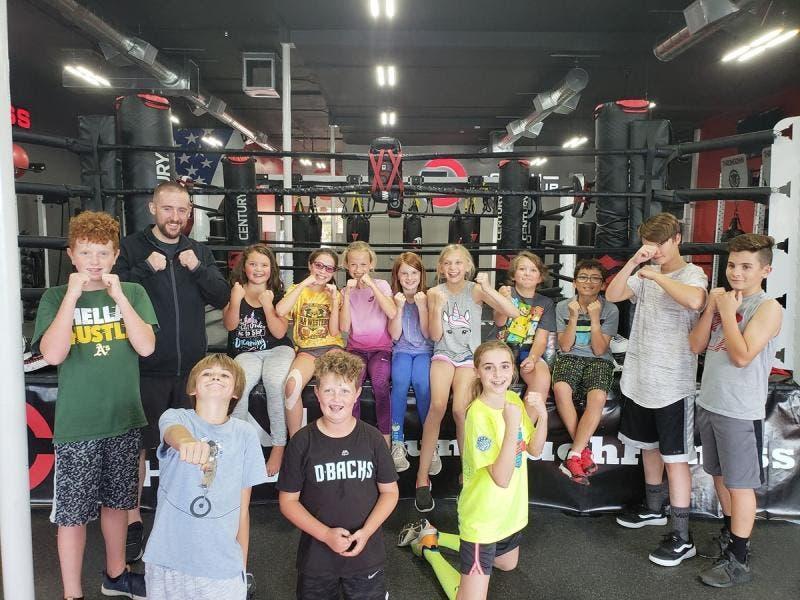 Omni Fight Club Announces Youth Program Pleasanton Ca Patch