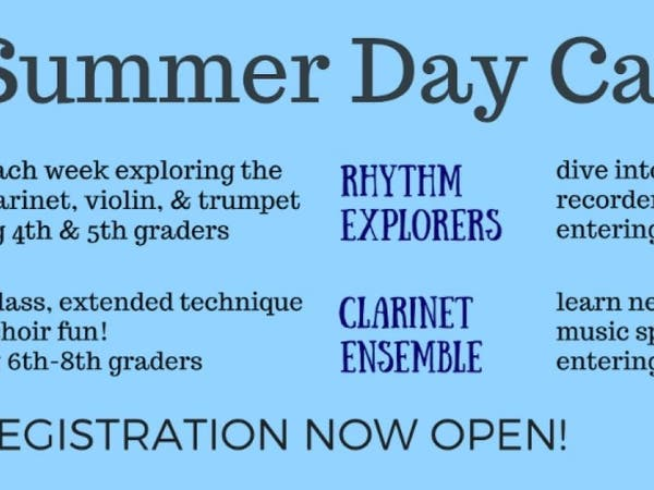 Sign up now for Summer Music Intensives! - Moorestown, NJ Patch
