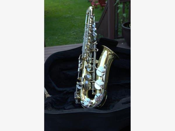 f37ed01722 Yamaha YAS 23 Alto Saxophone (used) - Westfield