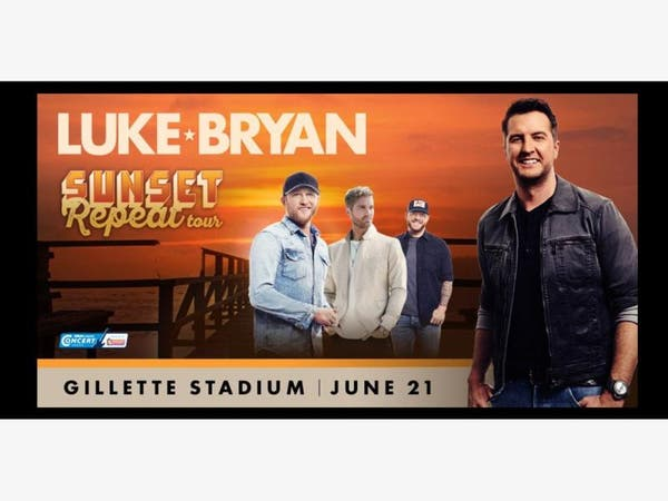 Luke Bryan Concert - Gillette Stadium - Bus Trip from CT - Friday June 21st (Only 8 Seats Remaining) - West Hartford, CT Patch