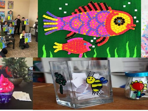 Canvas n Cup in Milford is offering Summer Art Programs for Youth & Teen! - Wrentham, MA Patch