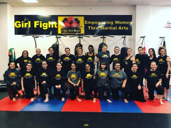 Women's Kickboxing, Muay Thai & BJJ - Manchester, NJ Patch
