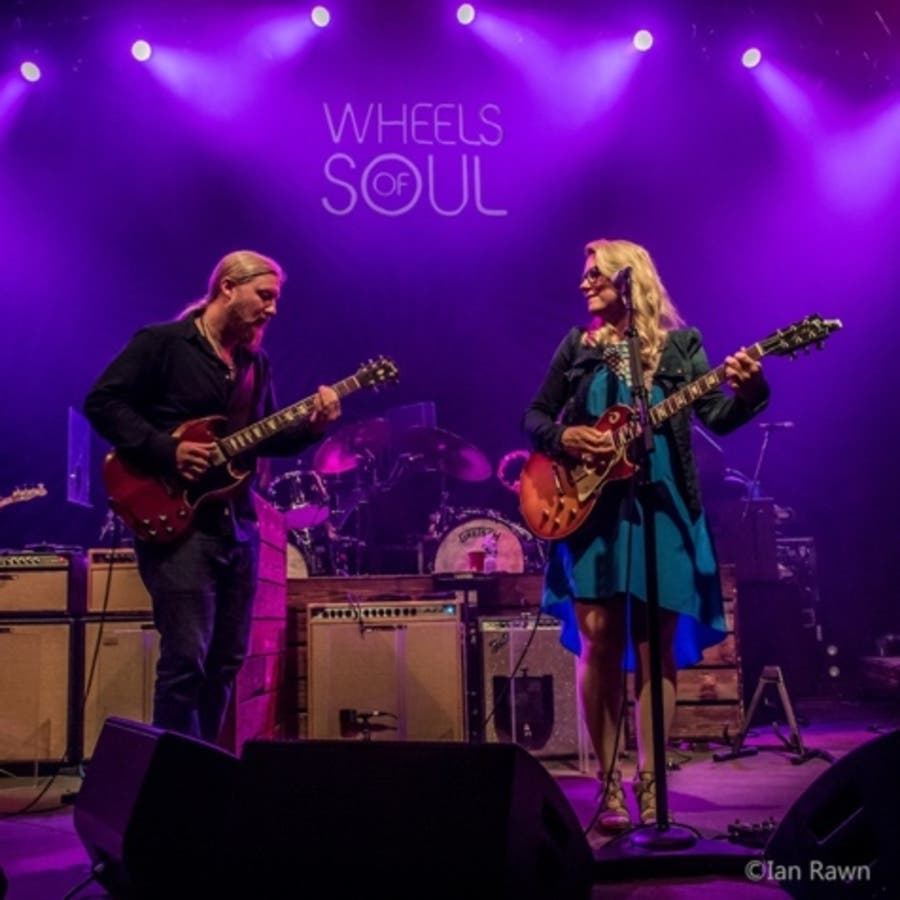 Tedeschi Trucks Band concludes Wheels of Soul 2019 tour at the Fox ...