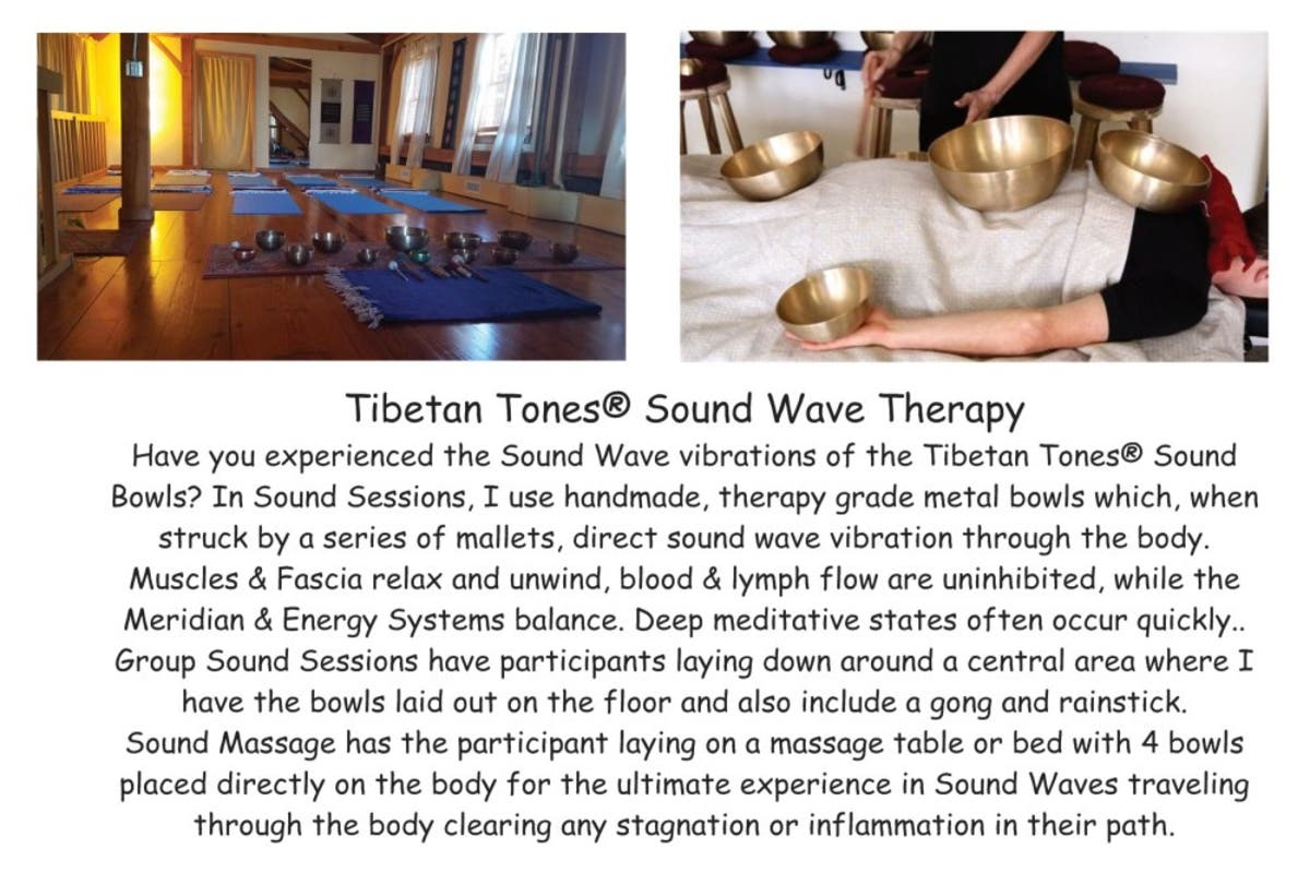 Tibetan Tones® Sound Massage OR Group Sound Meditation - Riverhead, NY Patch