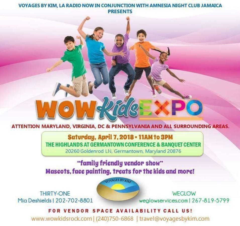 Wow Kids Expo | Germantown, MD Business Directory