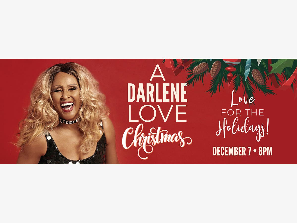 Darlene Love Christmas.A Darlene Love Christmas Patchogue Theatre Hosts Rock And