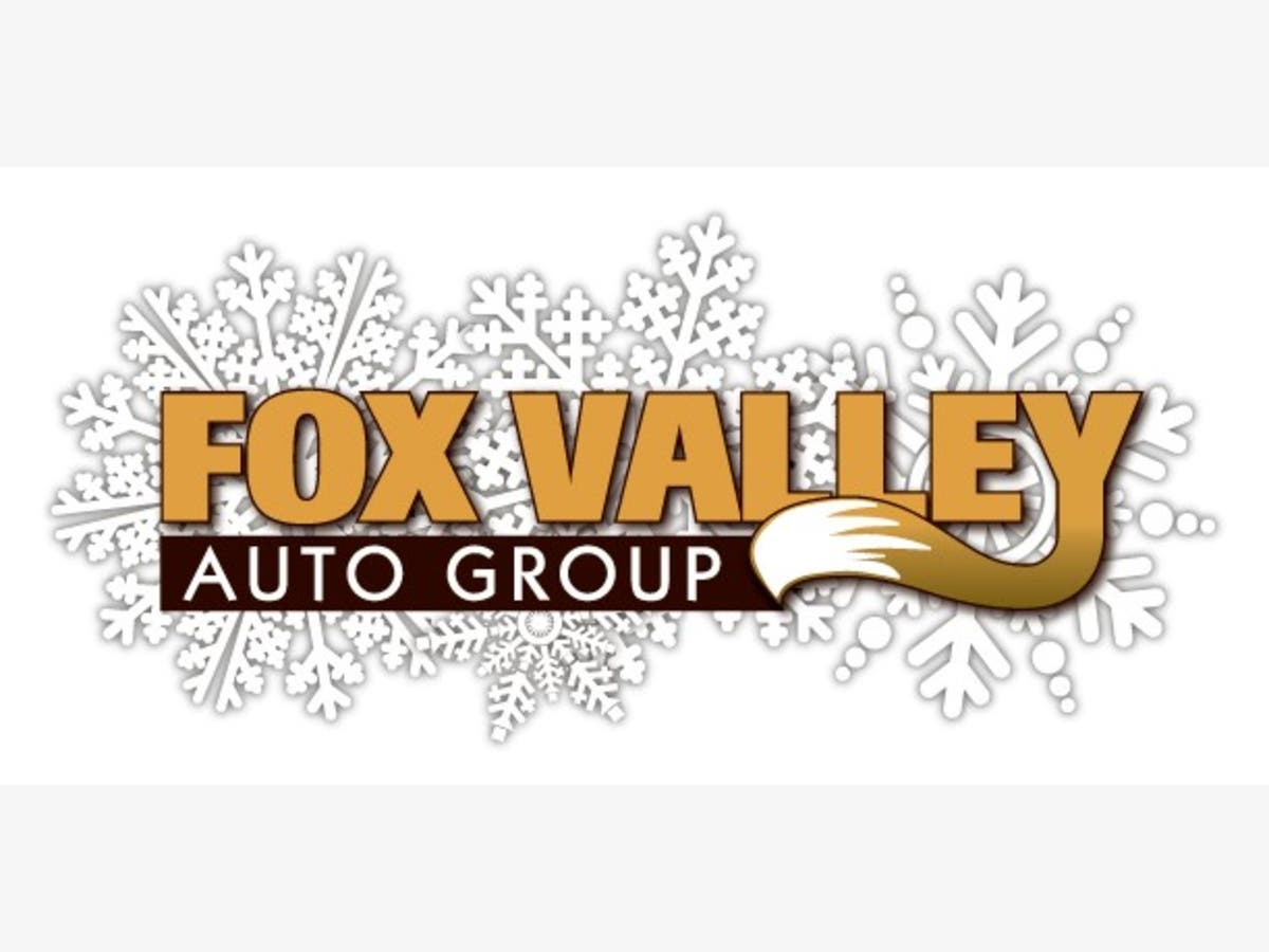 Dreaming Of A White Christmas.Fox Valley Auto Group Is Dreaming Of A White Christmas St