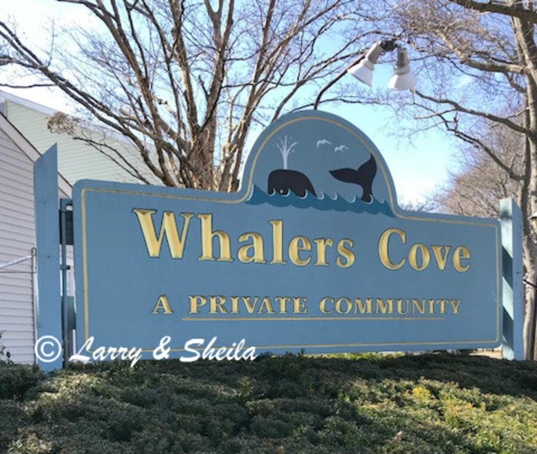 Whalers Cove Condos in Babylon Long Island