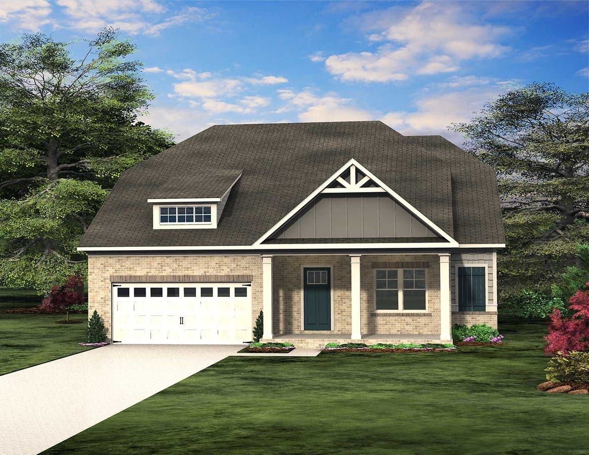 Paran Homes Debuts Four New Floor Plans At Traditions Of Braselton