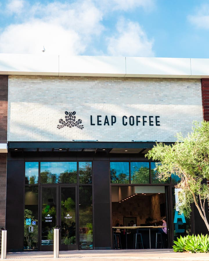 e69103a9d2ca4 The Shoppes at Carlsbad Welcomes Leap Coffee - Carlsbad, CA Patch