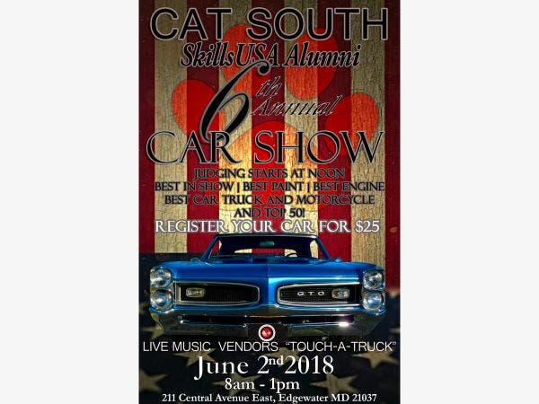 Jun Sixth Annual Car Show And Street Market Edgewater - Market street car show