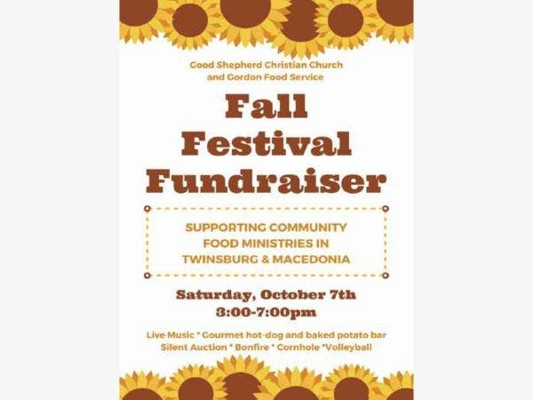 Oct 7 Fall Festival At Good Shepherd Christian Church In Macedonia