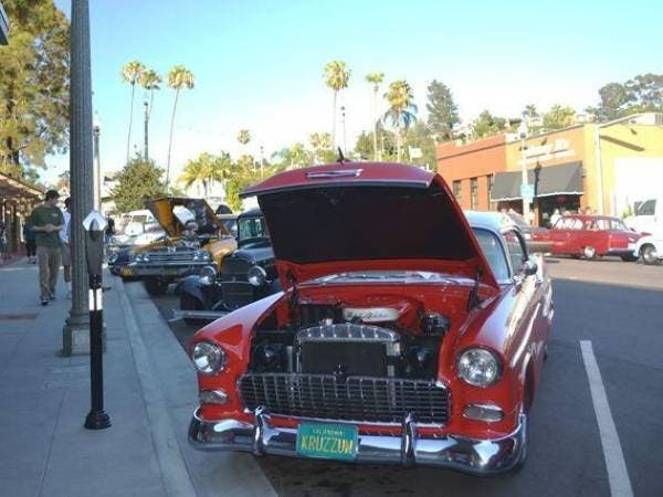 Jul La Mesa Classic Car Bike Show La MesaMount Helix CA Patch - Mesa car show