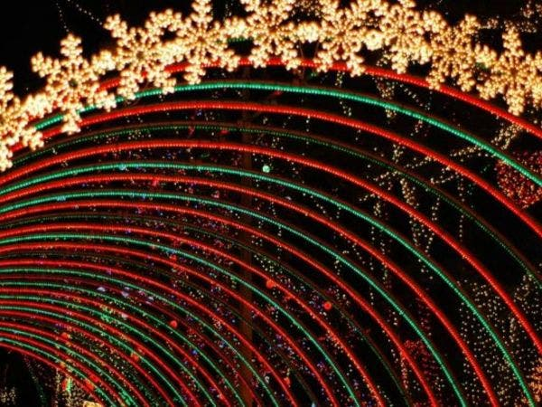 Nov 24 | 2017 Holiday Light Festival Train: Griffith Park, Los ...