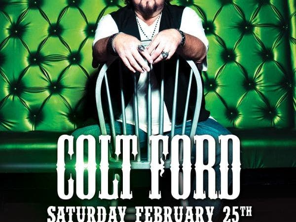 Groovy Feb 25 Colt Ford At Mardi Gras In St Louis Cedar Falls Download Free Architecture Designs Rallybritishbridgeorg