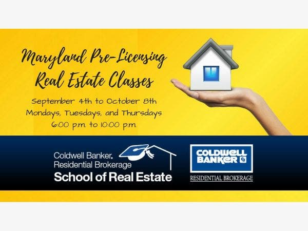 sep 4 | maryland pre-licensing real estate classes | bel air, md patch