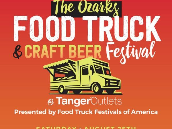 Aug 25 Ozarks Food Truck Craft Beer Festival Springfield Mo