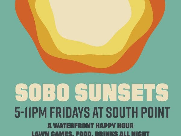 Aug 31 Sobo Sunsets At South Point Baltimore Md Patch