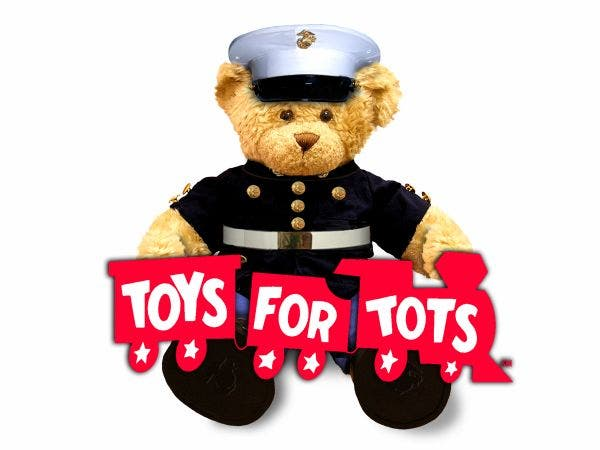Toys For Tots Drop Off Location December 10 14 2018