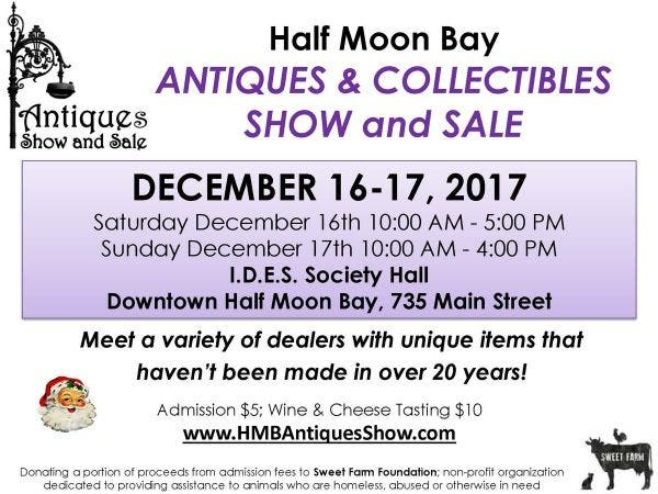 christmas 2017 hmb antiques collectibles show