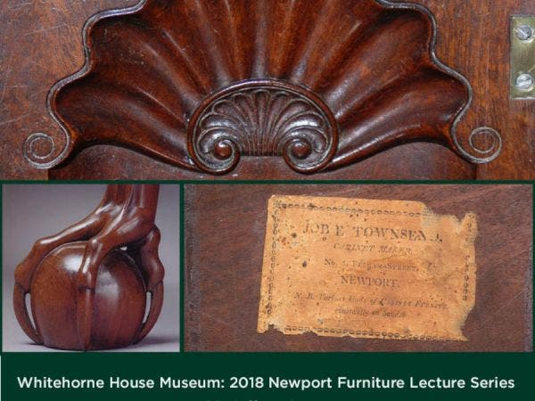 Whitehorne House Furniture Lecture Series With Jeffrey Greene