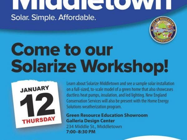 Jan 12 Indoor Model Green Home Tour At The Middletown Galleria