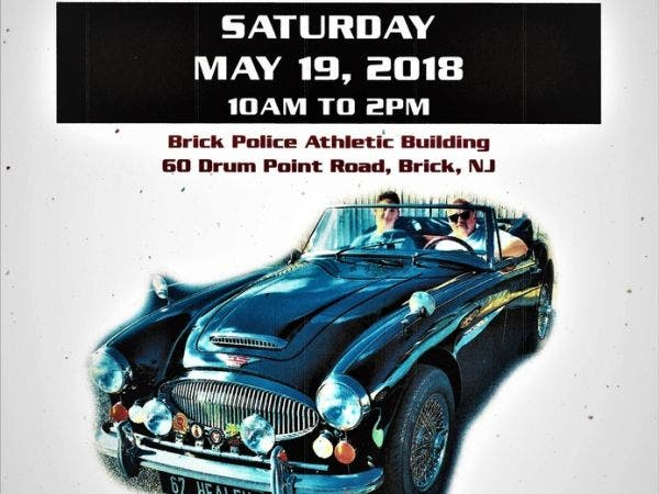 May BRICK PAL Classic Car Show And BBQ Point Pleasant NJ Patch - Car shows in nj