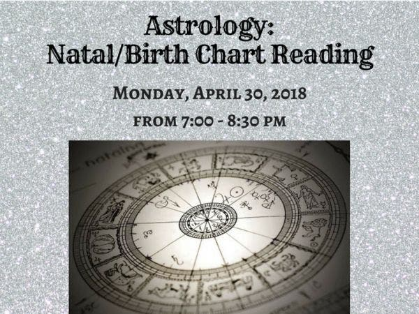 Apr 30 Astrology Natalbirth Chart Reading Levittown Ny Patch