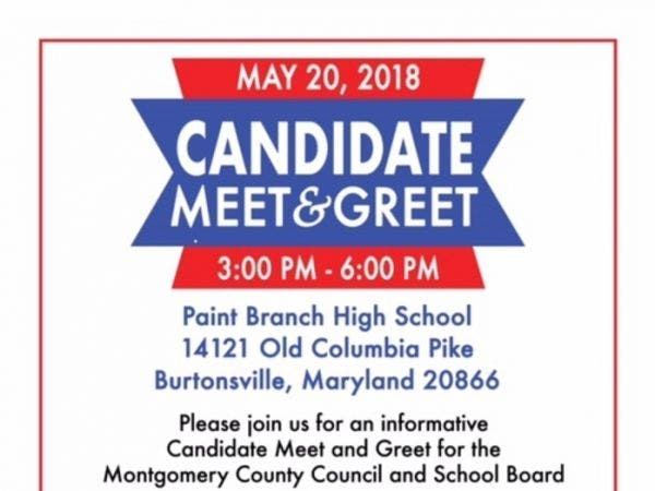 May 20 candidate meet and greet silver spring md patch candidate meet and greet m4hsunfo