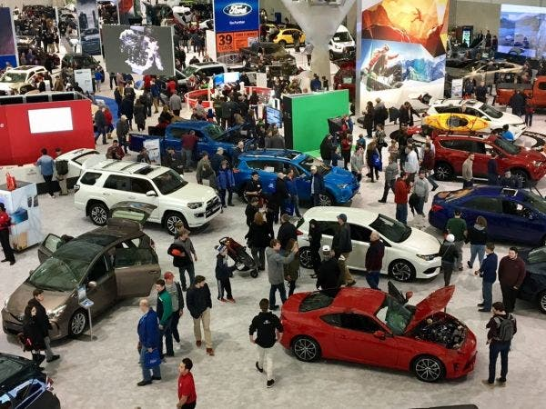 Nov Connecticut International Auto Show Greater Hartford CT - Car convention