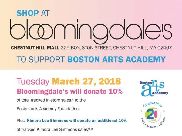 Charity Day At Bloomingdale S With Kimora Lee Simmons
