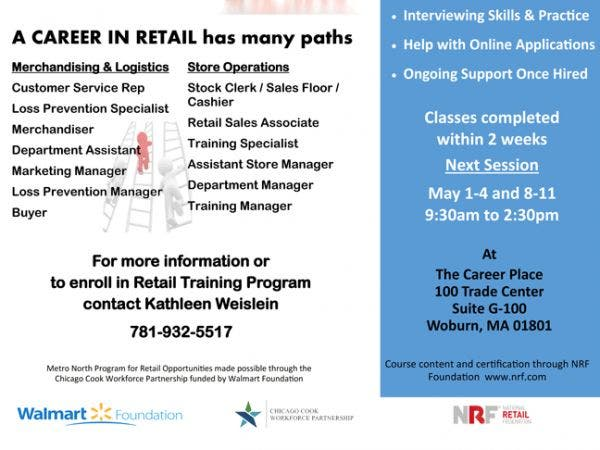 Apr 28 | Customer Service and Sales Training Information