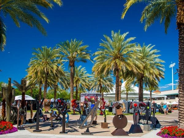 17th Annual Indian Wells Arts Festival