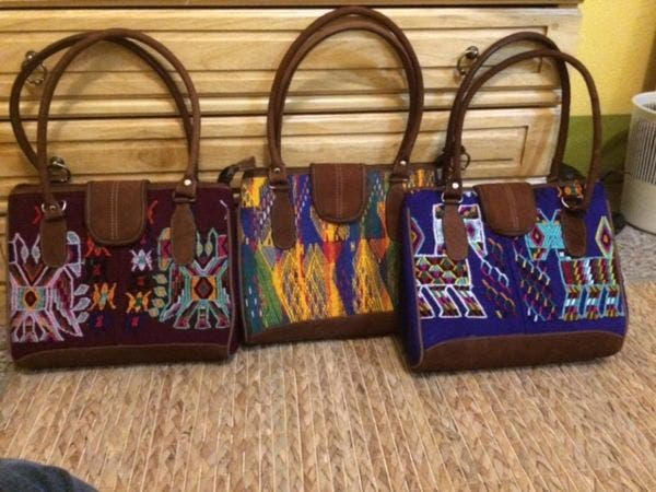 Hy Hour Handbags And Other Handmade Goods From Guatemala