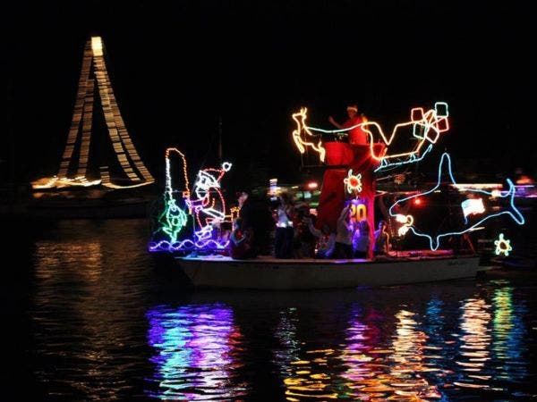 Madeira Beach To Host Festival Of Lights Boat Parade