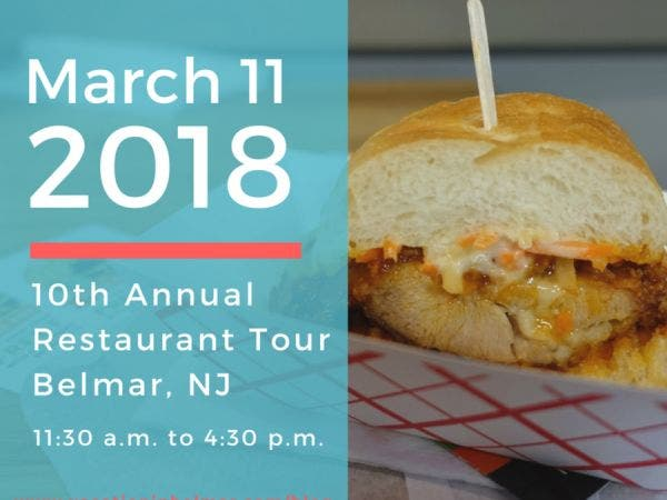 Mar 11 2018 Belmar Restaurant Tour Manasquan Belmar Nj Patch