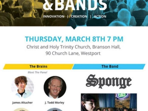 Ins Bands A Night To Remember In Downtown Westport