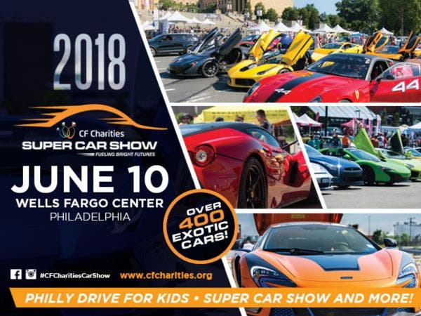 Jun CF Charities Super Car Show Warminster PA Patch - Philadelphia car show 2018