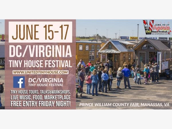 jun 15 dc virginia tiny house festival manassas va patch