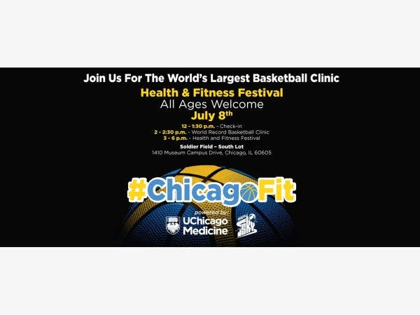 Jul 8 The Worlds Largest Basketball Clinichealth Fitness