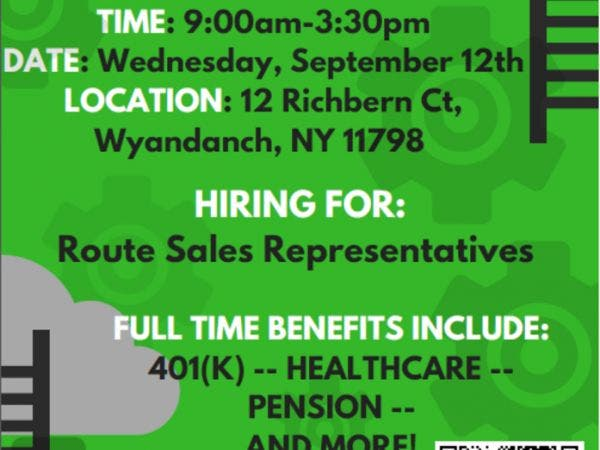 Sep 12 Frito Lay Hiring Event Sept 12th 9am 3 30pm Deer Park