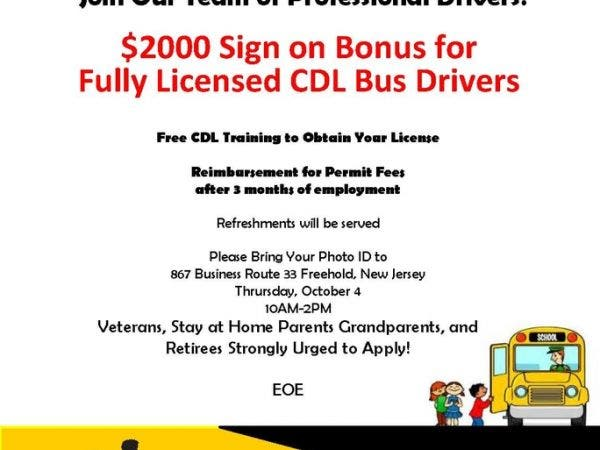 Oct 4 Job Fair Open House Durham School Services Freehold Nj Patch
